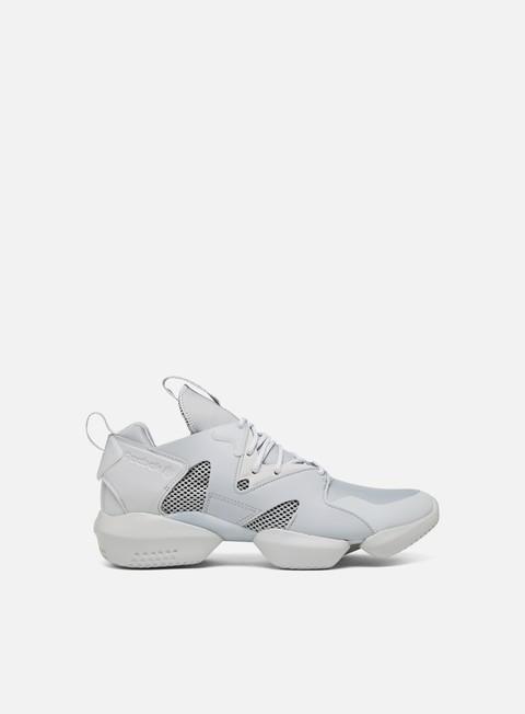 sneakers reebok 3d op lite skull grey green