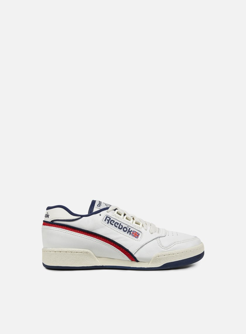 Reebok - Act 600 85, Chalk/Paper White/Red/Navy
