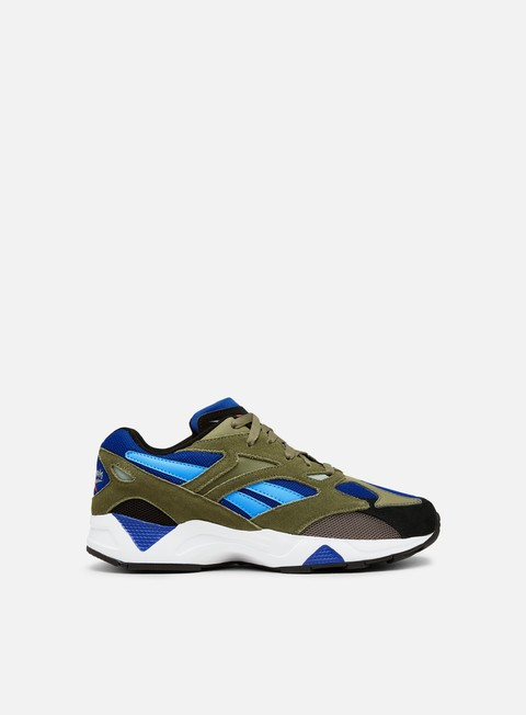 Low Sneakers Reebok Aztrek 96
