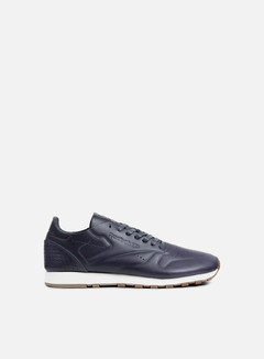 Reebok - Classic Leather Clean DU, Lead Blue/Chalk 1