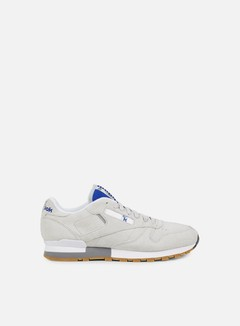 Reebok - Classic Leather Kendrick Lamar, Skull Grey/Royal/Red 1