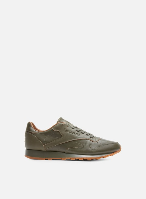 sneakers reebok classic leather lux kendrick lamar olive night gum