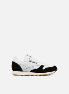 Reebok - Classic Leather SPP, White/Black/Gum 1