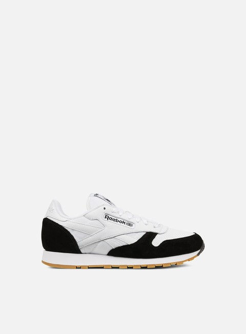 sneakers reebok classic leather spp white black gum