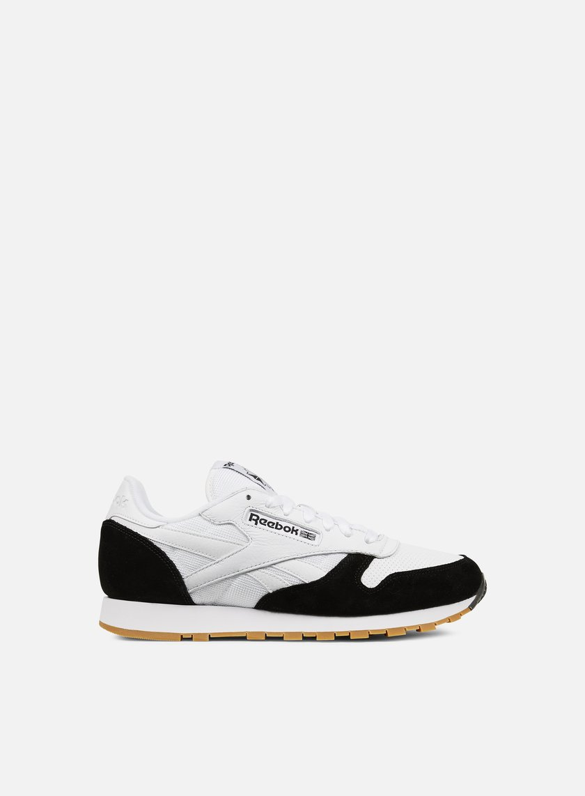 Reebok - Classic Leather SPP, White/Black/Gum