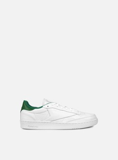 Reebok - Club C 85 EL, White/Collegiate Green 1