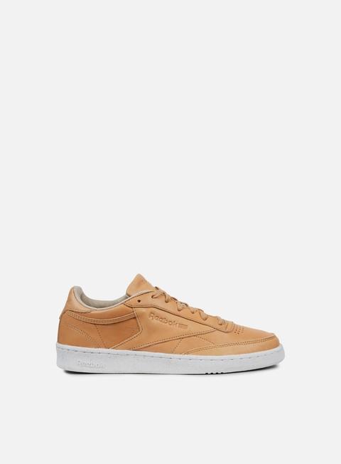 sneakers reebok club c 85 ewt hvt sand white