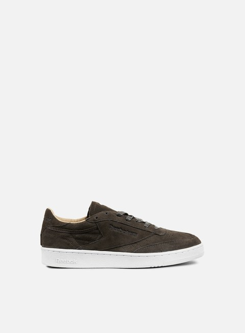 sneakers reebok club c 85 lst urban grey stone white