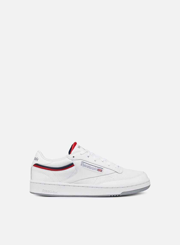 5b76fd662435c REEBOK Club C 85 MU € 50 Low Sneakers