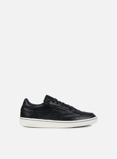 sneakers reebok club c 85 np black chalk