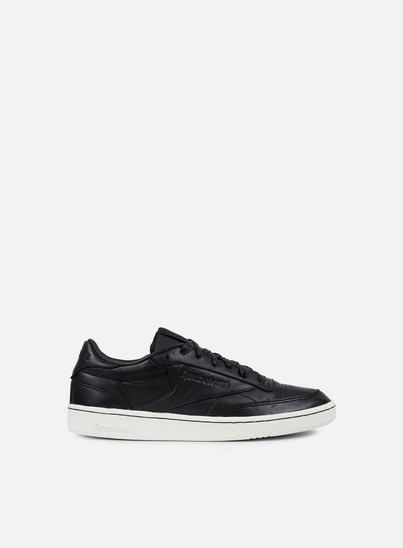 sneakers reebok club c 85 np black chalk