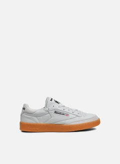 Reebok - Club C 85 TDG, Skull Grey/Black 1