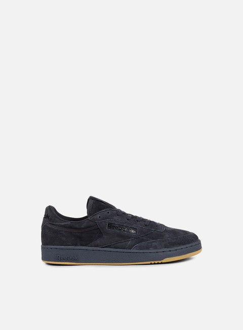sneakers reebok club c 85 tg lead black gum