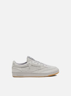 Reebok - Club C 85 TG, Steel/Carbon/Gum