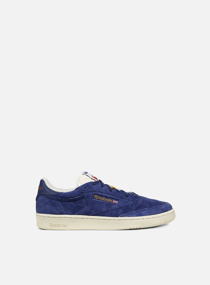 Reebok - Club C 85 UJ, Midnight Blue/Chalk/Paper White