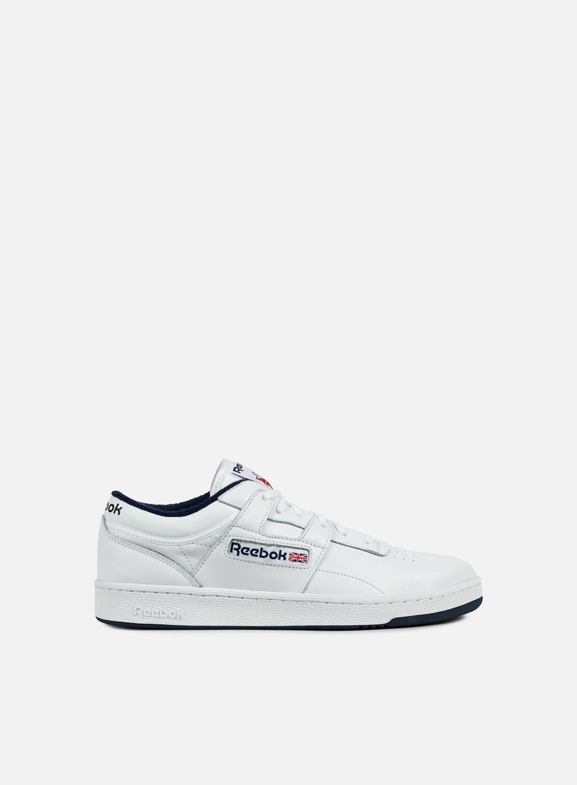 Reebok - Club Workout CB, White