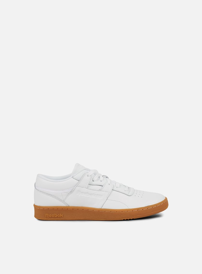 Reebok - Club Workout, White/Chalk/Gum