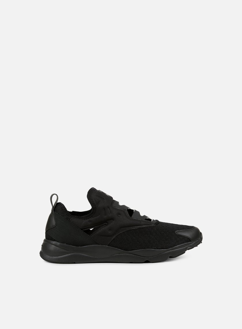Reebok - Furylite Slip-On EMB, Black/White