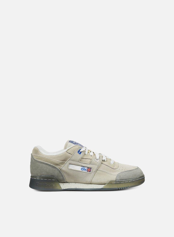 cdde1e3fafe8da REEBOK Garbstore Workout Lo Plus € 27 Low Sneakers