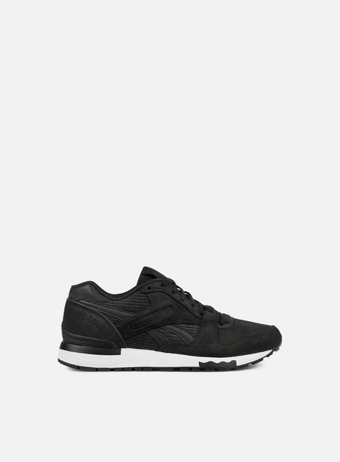 sneakers reebok gl 6000 pt black white