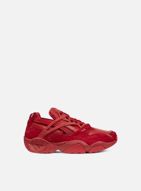 sneakers reebok graphlite pro solids scarlet white