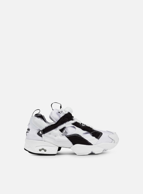 sneakers reebok instapump fury ob white black