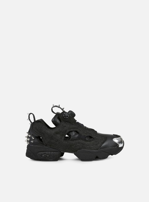sneakers reebok instapump fury og hw black silver metallic
