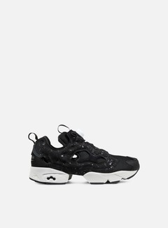 Reebok - Instapump Fury SP, Black/Coal/Steel/White