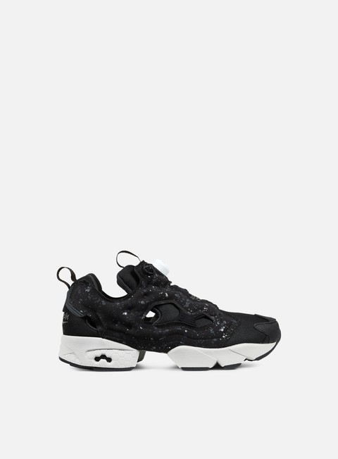 sneakers reebok instapump fury sp black coal steel white