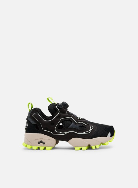 Low Sneakers Reebok Instapump Fury Trail Shroud