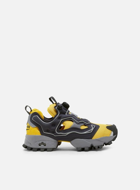 Sale Outlet Low Sneakers Reebok Instapump Fury Trail Shroud