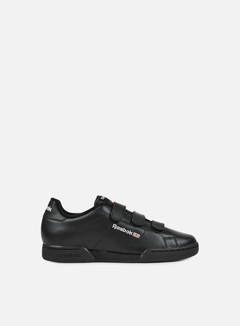 Reebok - NPC Straps, Black/White/Excellent Red