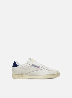 Reebok - NPC UK II TB, Chalk/Paper White/Midnight Blue