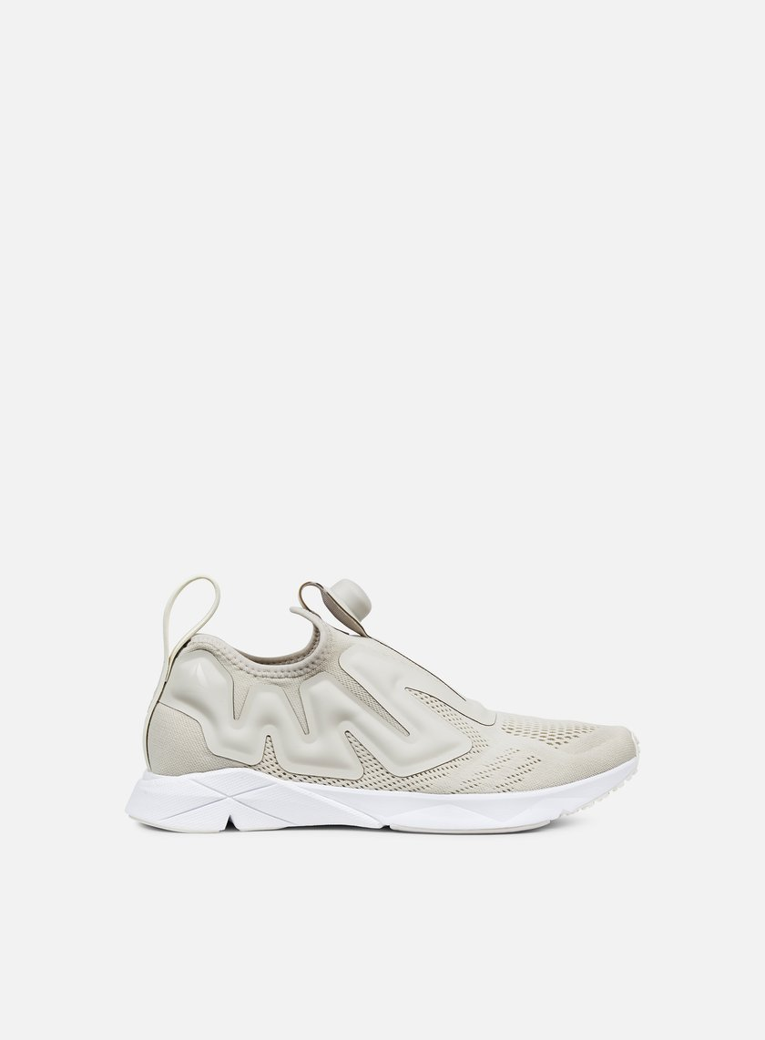 reebok pump supreme engine sandstone chalk white 89. Black Bedroom Furniture Sets. Home Design Ideas