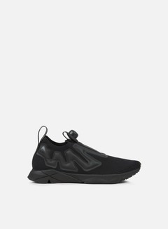 Reebok - Pump Supreme Ultraknit, Black/Black