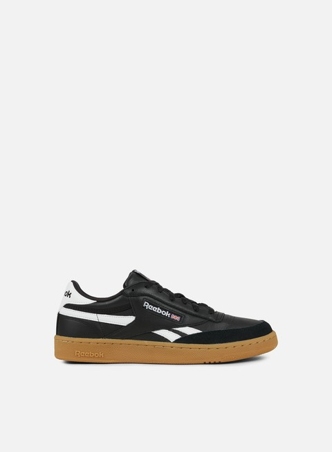 sneakers reebok revenge plus gum black white gum