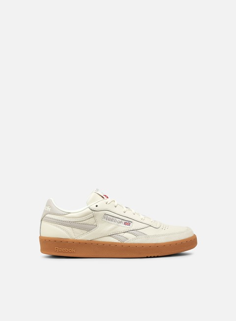 sneakers reebok revenge plus gum classic white sand