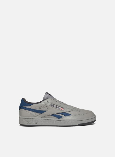 sneakers reebok revenge plus mu grey blue grey white