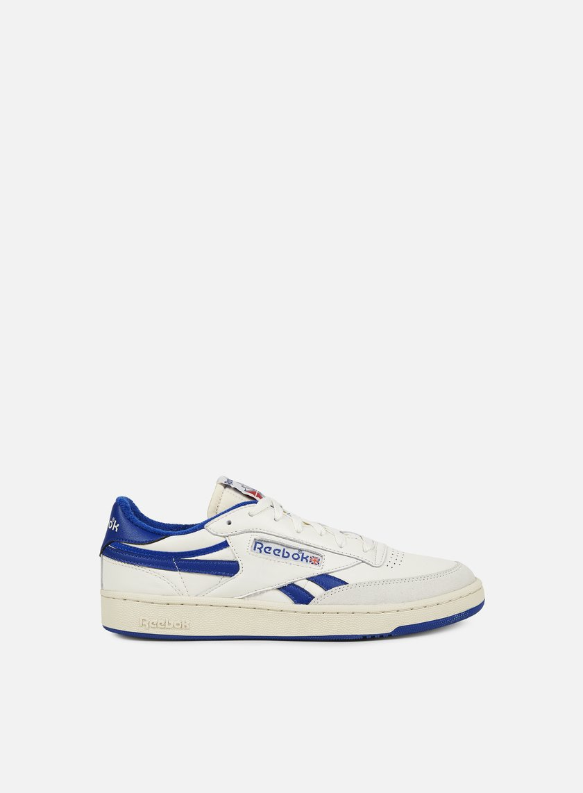 Reebok - Revenge Plus Vintage, Chalk/Paper White/Royal/Red