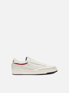 Reebok - Revenge THOF, Chalk/White/Red 1
