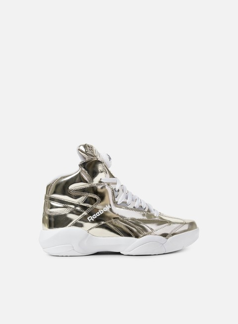sneakers reebok shaq attaq luce white