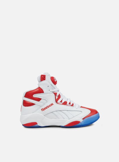 sneakers reebok shaq attaq white primal red ice