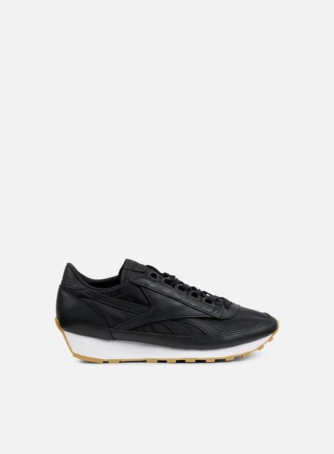 sneakers reebok wmns aztec garment black white gum