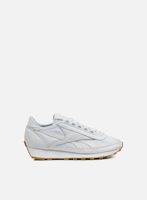 sneakers reebok wmns aztec garment white gum