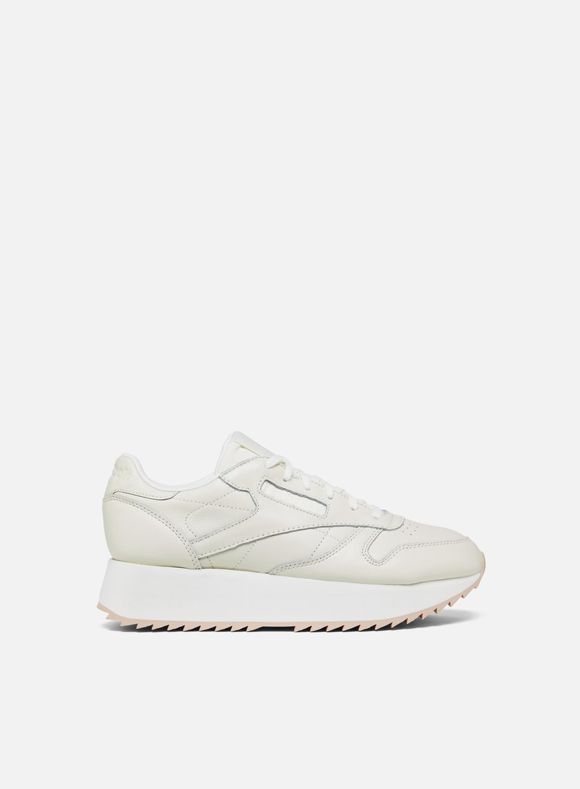 f26b98c0451 REEBOK WMNS Classic Leather Double € 33 Low Sneakers