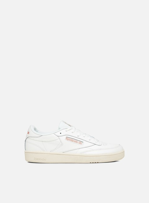 Sale Outlet Low Sneakers Reebok WMNS Club C 85