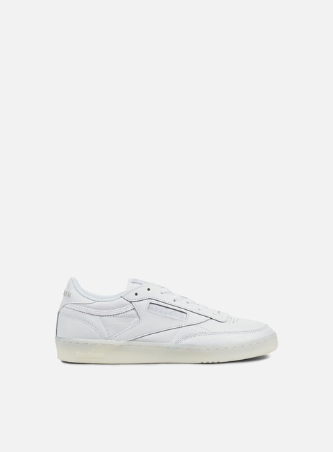 sneakers reebok wmns club c 85 otc white light solid grey