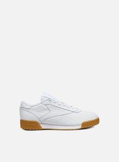Reebok - WMNS Exofit LO CLN Garment, White/Gum 1