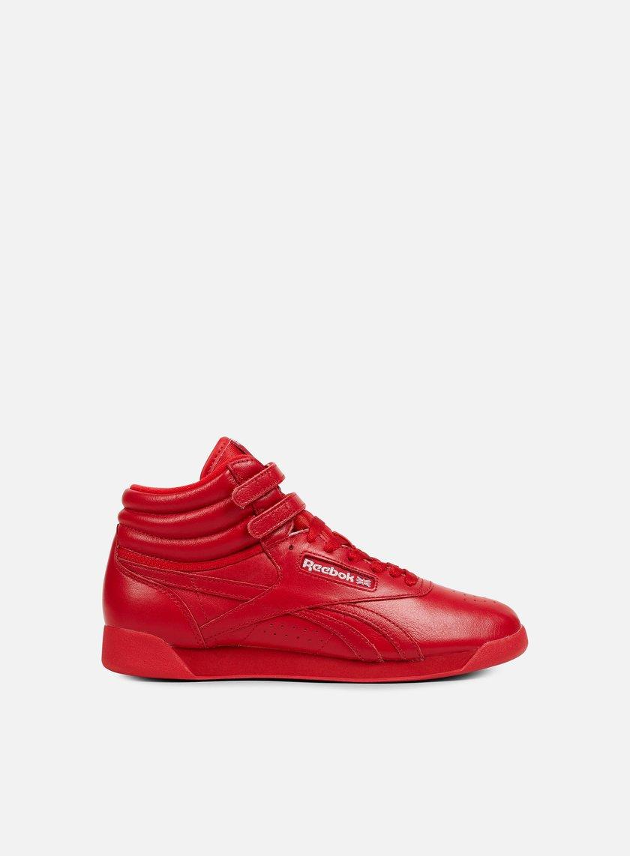 92ecb1f3b0f REEBOK WMNS Freestyle Hi OG Lux € 50 High Sneakers