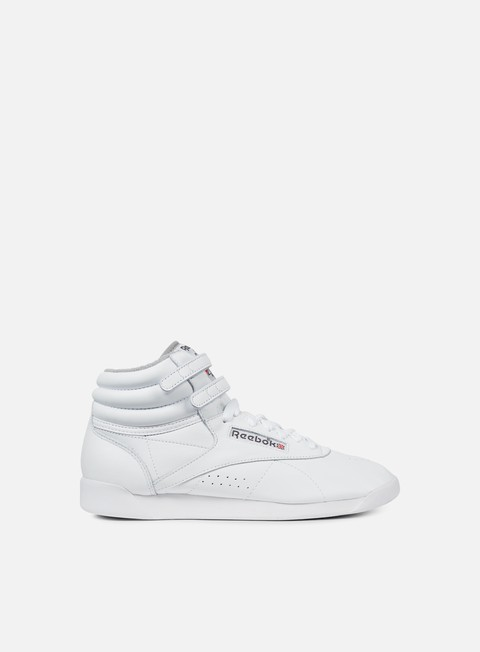 High Sneakers Reebok WMNS Freestyle Hi